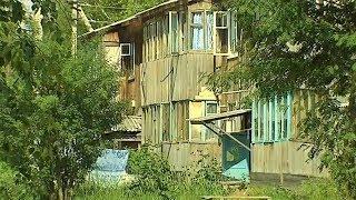 Жители старых деревяшек Урая могут ускорить снос дома