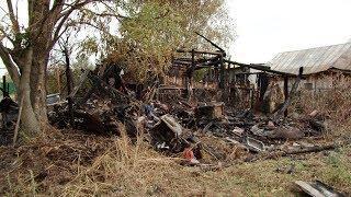 В Лямбирском районе в пожаре погибла женщина