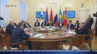 Саммит ЕАЭС: предложения Нурсултана Назарбаева и спор Путина с Лукашенко