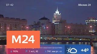 В Москве прогнозируют резкие перепады давления - Москва 24