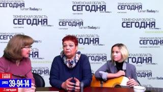 В эфире: Марина и Анна Солотовы