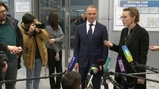 Ксения Собчак обсудила проблемы экологии с представителями правительства Москвы