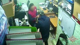 В Центральном округе столицы задержаны подозреваемые в разбое