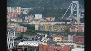 Генуя учиться жить без моста