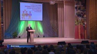 Рустэм Хамитов поздравил с профессиональным праздником работников ЖКХ
