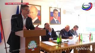 Глава Минсельхоза РД встретился с представителями Горного территориального округа