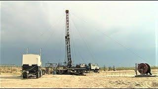 Нефтяники Когалыма используют ракетное топливо, чтобы добывать больше нефти