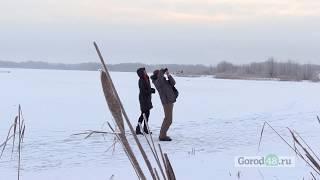 Морозная прогулка на озерах