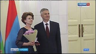 Торжественная церемония вручения государственных наград