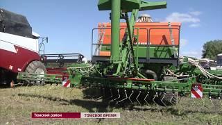 В Томске стартовал День поля