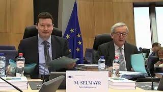 """""""Назначение Сельмайера - нарушение законов ЕС"""""""