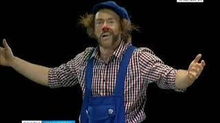 В Красноярске проходят гастроли Московского цирка Никулина