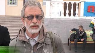 Ушел из дома и пропал. В Кургане прошел пикет в память о журналисте Владимире Кирсанове