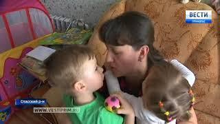 Трехлетней Василисе Бабчук срочно требуется помощь приморцев