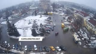 ДТП на Вокзале / Сбил пешехода - 11.03.18