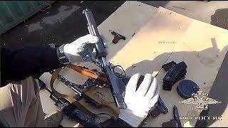 Сотрудники МВД России и ФСБ России ликвидировали подпольную мастерскую по изготовлению оружия