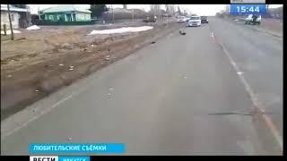 Водителя, который насмерть сбил двух женщин, ищут в Тулунском районе