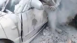 НК Лайф: при ДТП в машине сгорели двое