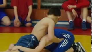 В Березовском состоялся турнир по вольной борьбе