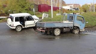 Пьяная автоледи устроила ДТП в Петропавловске | Новости сегодня | Происшествия | Масс Медиа