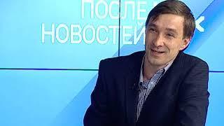 ИНТЕРВЬЮ: Д. Петровский о матче «Енисей» - «Спартак»