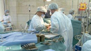 Врачи  Республиканского кардиологического диспансера за 35 лет спасли десятки тысяч жизней.