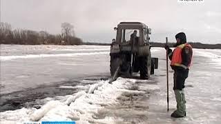 МЧС: сильных паводков в регионе не ожидается