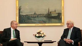 Эрдоган в Германии: день второй