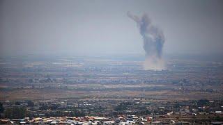 В Дераа убиты 14 человек в результате авиаудара правительственных войск…
