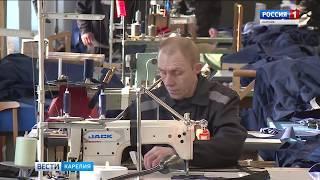 Светильники из надвоицкой колонии завоевывают российский рынок