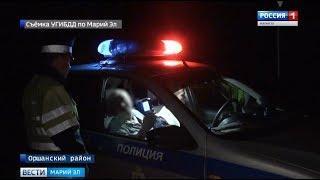 В Марий Эл по вине пьяного водителя погибла 12-летняя девочка