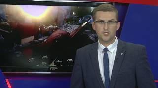 Сводка  Взрыв газового баллона в гаражах  Пострадали два человека  Место происшествия 25 06 2018