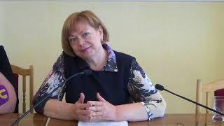 Министр финансов Татьяна Мошкова - об инфляции