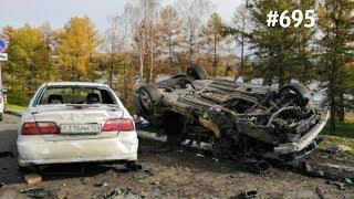 ☭★Подборка Аварий и ДТП/от 16.10.2018/ч2/Russia Car Crash Compilation/#695/October2018/#дтп#авария