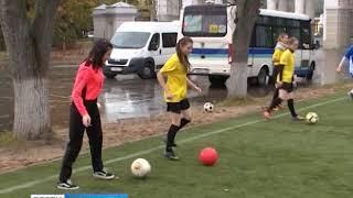 Игроки и тренеры калининградской «Балтики» провели мастер-класс для юных футболистов