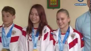 Пензенские прыгуны в воду выступят за сборную на первенстве мира