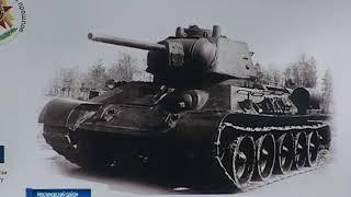 Донские поисковики готовятся поднять со дна реки советский танк Т-34