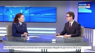 Россия 24. Интервью.«Ваше право» 21 03 2018