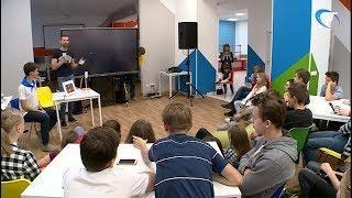 В новгородском квантокафе прошла встреча с изобретателем Сергеем Чеботаревым