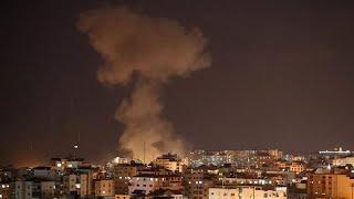 Обострение в секторе Газа