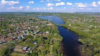 Большая вода вплотную подошла к дачам Нижневартовска