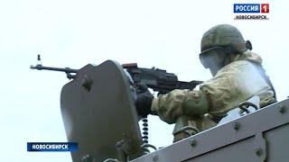 Новосибирская бригада спецназа начала подготовку к учениям «Восток-2018»
