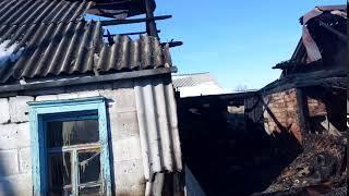 Сотрудники Росгвардии спасли мужчину из горящего дома в Челябинской области