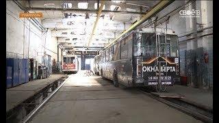 Быть или не быть Ставропольскоиу тролейбусу обсуждали краевые депутаты