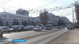 Погода в Башкирии: зима не уходит