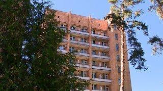 В санатории Володарского заканчивается срок проживания кулибинских переселенцев