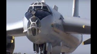 Летчики Южного военного округа провели масштабные учения в Средиземном море