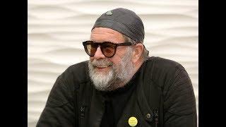 Борис Гребенщиков в Воронеже о новом альбоме, мате и Джонни Деппе