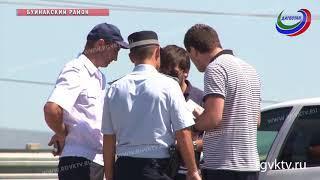Сотрудники  МВД и судебные приставы  провели совместный рейд