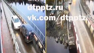 ДТП на Соломенском мосту